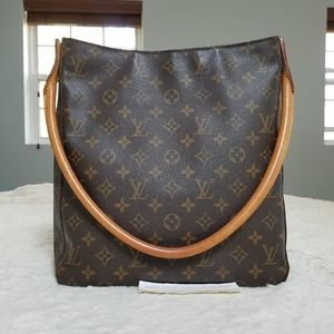 💕Authentic LV Looping GM